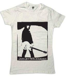 Joan Jett Guitar Tee
