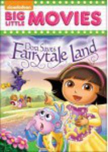 Dora the Explorer: Dora Saves Fairytale Land