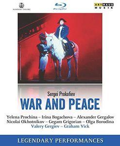 War & Peace - Kirov Opera St. Petersburg 1991