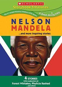 Scholastic Storybook Treasures: Nelson Mandela...And More Inspiring Stories