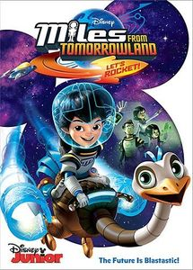 Miles From Tomorrowland: Let's Rocket!