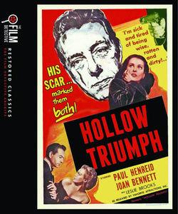 Hollow Triumph (aka The Scar)