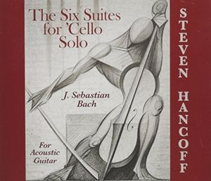 Six Suites for Cello Solo for Acoustic Guitar