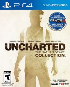 Uncharted: Collection for PlayStation 4