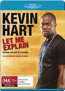 Kevin Hart: Let Me Explain [Import]