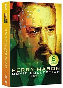 Perry Mason Movie Collection: Volume 4