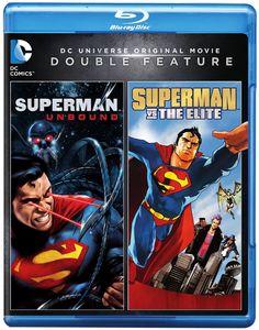 Superman Vs. the Elite /  DCU: Superman: Unbound