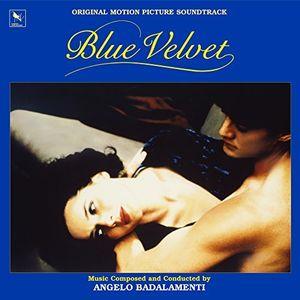 Blue Velvet (Original Motion Picture Soundtrack) , Angelo Badalamenti
