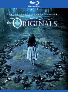 The Originals: The Complete Fourth Season