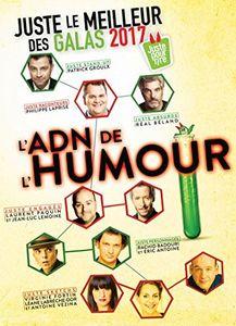 Juste Le Meilleur Des Galas 2017: L'Adn De L'Humour [Import]