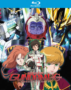Mobile Suit Gundam Uc (unicorn): Collection