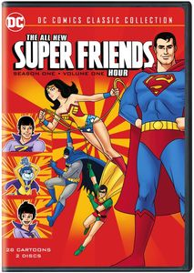 The All New Super Friends Hour: Season One Volume One