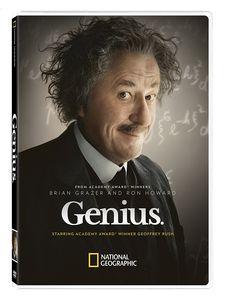 Genius: Einstein , Geoffrey Rush