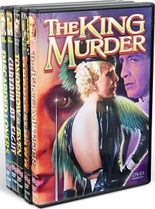Pre-code Hollywood Murder Mysteries Collection
