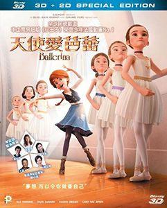 Ballerina (2016) (3D + 2D) [Import]