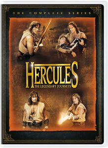 Hercules: The Legendary Journeys: The Complete Series , Kevin Sorbo