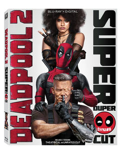 Deadpool 2 Subtitled, Widescreen, Dolby, Digital Theater
