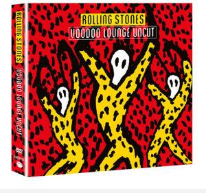 Voodoo Lounge Uncut  (DVD + 2 CDs) , The Rolling Stones