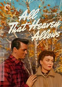 All That Heaven Allows (Criterion Collection) , Jane Wyman