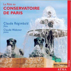 Flute at the Paris Conservatory
