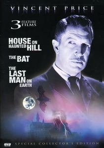 Vincent Price: 3 Feature Films