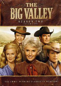 The Big Valley: Season Two Volume 1