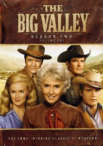 The Big Valley: Season Two Volume 1