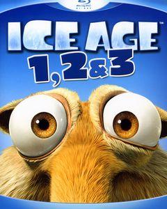 Ice Age 1 2 & 3 [Import]