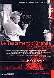 Le Testament D'orphee [Import]