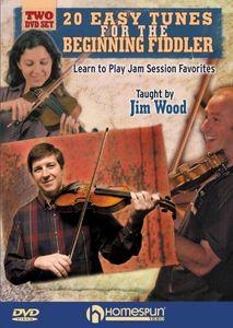 20 Easy Tunes for the Beginning Fiddler