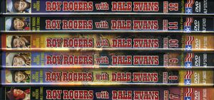 Roy Rogers With Dale Evans: Volume 7-12