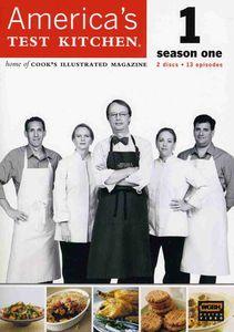 America's Test Kitchen: Season 1