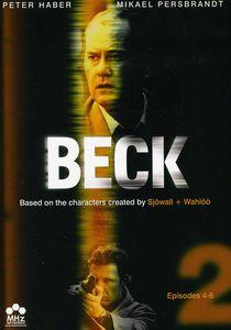 Beck: Volume 2 (Episodes 04-06) , Michael Nyqvist
