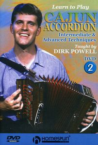 Learn to Play Cajun Accordion: Intermediate Advanc