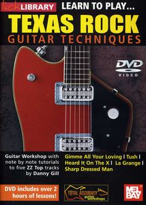 Guitar Techniques: Learn to Play Texas Rock