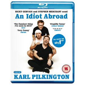Idiot Abroad [Import]