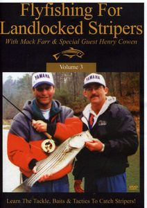Fly Fishing for Landlocked Stripers