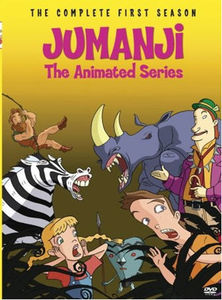 Jumanji - The Animated Series:  The Complete First Season