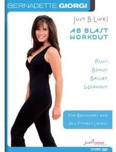 Just B Live: Ab Blast Plus Bonus Ballet Workout