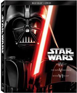 Star Wars Trilogy: Episodes IV - VI