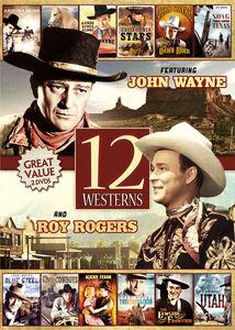 12-Movie Westerns
