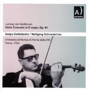 Violin Concerto in D Major Op 61