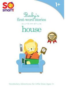 So Smart! - Baby's First-word Stories: House