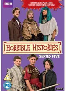 Horrible Histories-Complete Series 5 [Import]