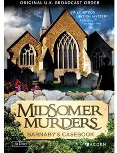 Midsomer Murders: Barnaby's Casebook
