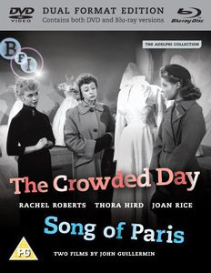 The Crowded Day /  Song of Paris [Import]