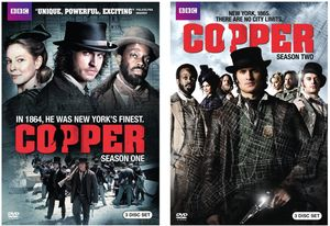 Copper: Complete Series