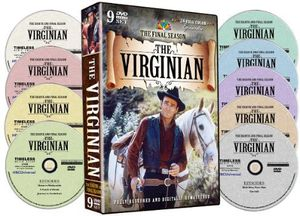 The Virginian: The Complete Eighth Season