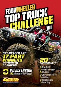 Four Wheeler Top Truck Challenge Vii