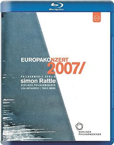 Europakonzert 2007 from Berlin